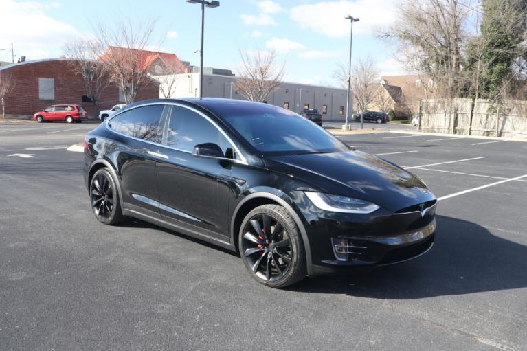 Used 2019 Tesla MODEL X PREMIUM P100D AWD W/NAV P100D for sale Sold at Auto Collection in Murfreesboro TN 37130 1