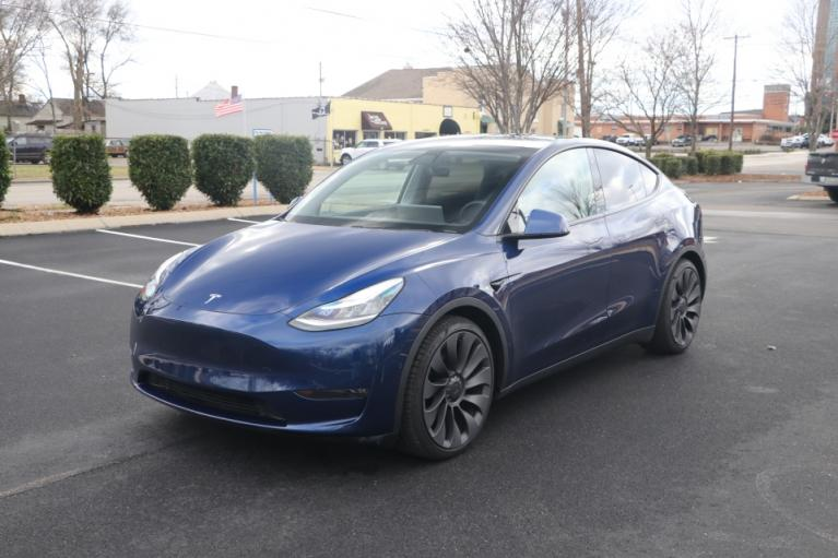 Used 2020 Tesla MODEL Y PERFORMANCE AWD W/DUAL MOTOR PERFROMANCE AWD for sale Sold at Auto Collection in Murfreesboro TN 37130 2