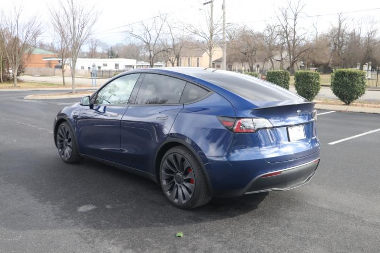 Used 2020 Tesla MODEL Y PERFORMANCE AWD W/DUAL MOTOR PERFROMANCE AWD for sale Sold at Auto Collection in Murfreesboro TN 37130 4