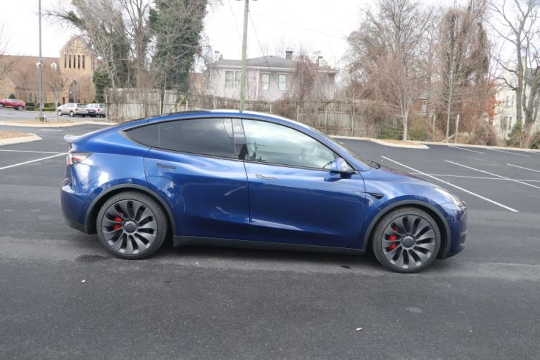 Used 2020 Tesla MODEL Y PERFORMANCE AWD W/DUAL MOTOR PERFROMANCE AWD for sale Sold at Auto Collection in Murfreesboro TN 37130 8