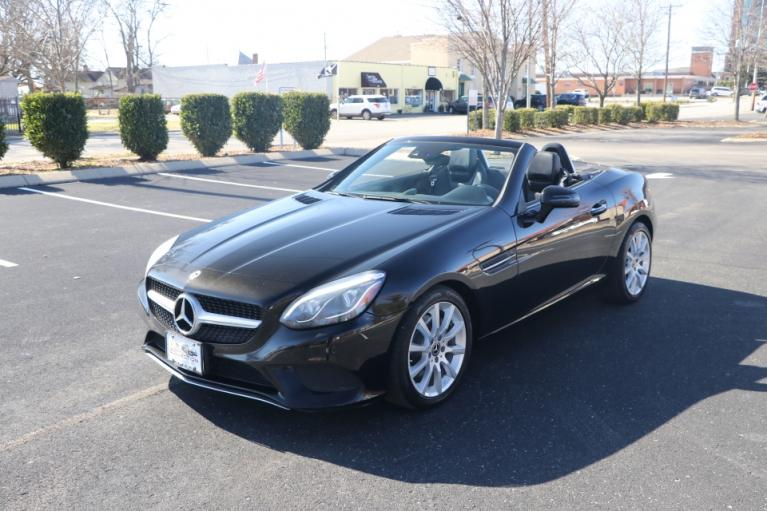 Used 2018 Mercedes-Benz SLC 300 ROADSTER RWD W/NAV SLC300 for sale $37,950 at Auto Collection in Murfreesboro TN 37130 2