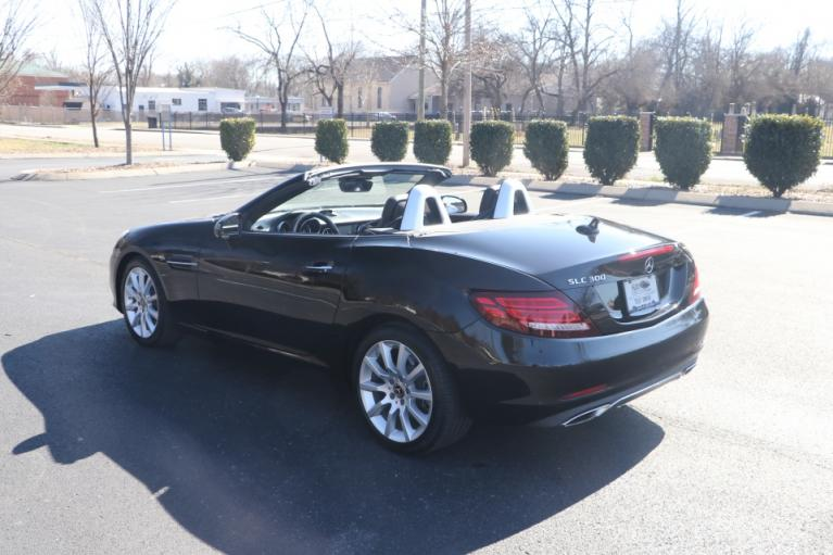 Used 2018 Mercedes-Benz SLC 300 ROADSTER RWD W/NAV for sale Sold at Auto Collection in Murfreesboro TN 37130 4