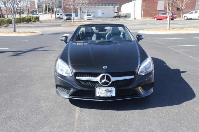 Used 2018 Mercedes-Benz SLC 300 ROADSTER RWD W/NAV for sale Sold at Auto Collection in Murfreesboro TN 37130 5