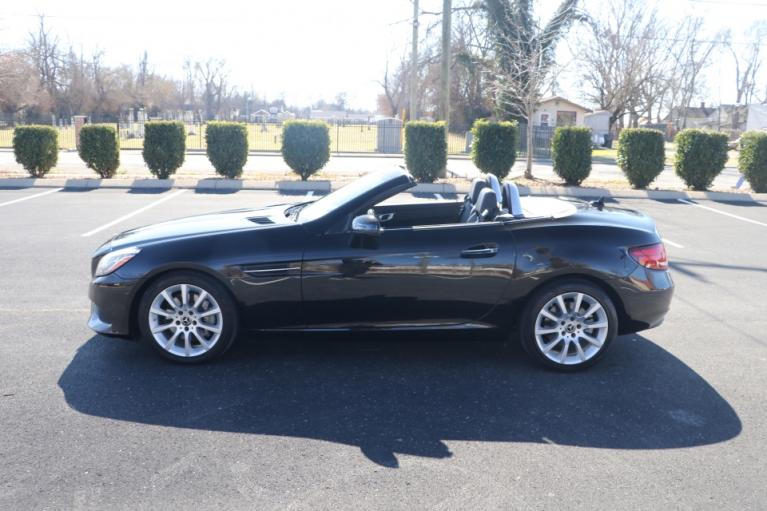 Used 2018 Mercedes-Benz SLC 300 ROADSTER RWD W/NAV for sale Sold at Auto Collection in Murfreesboro TN 37130 7