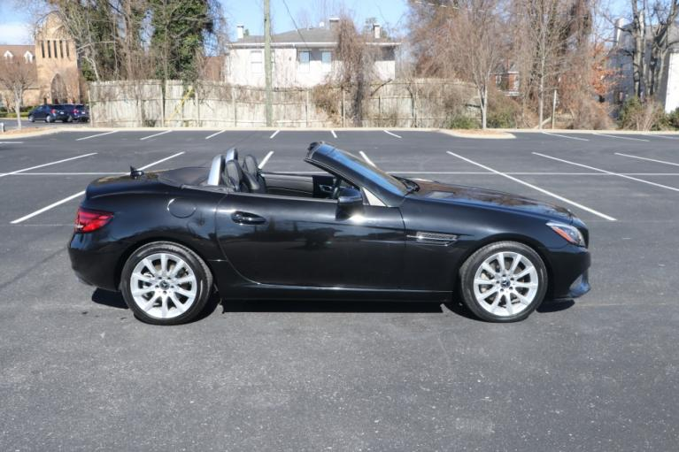 Used 2018 Mercedes-Benz SLC 300 ROADSTER RWD W/NAV SLC300 for sale $37,950 at Auto Collection in Murfreesboro TN 37130 8