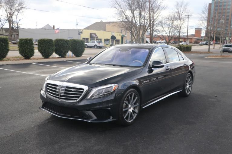 Used 2015 Mercedes-Benz S63 AMG 4MATIC AWD W/NAV S63 AMG 4MATIC for sale $69,950 at Auto Collection in Murfreesboro TN 37130 2