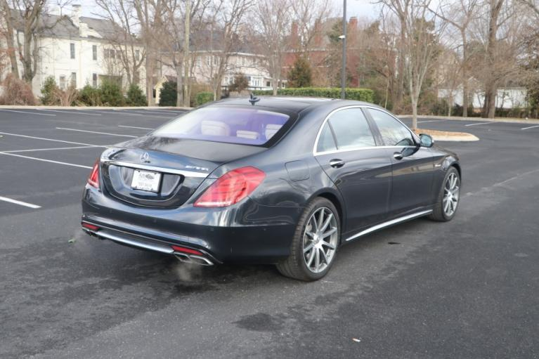 Used 2015 Mercedes-Benz S63 AMG 4MATIC AWD W/NAV for sale $69,950 at Auto Collection in Murfreesboro TN 37130 3