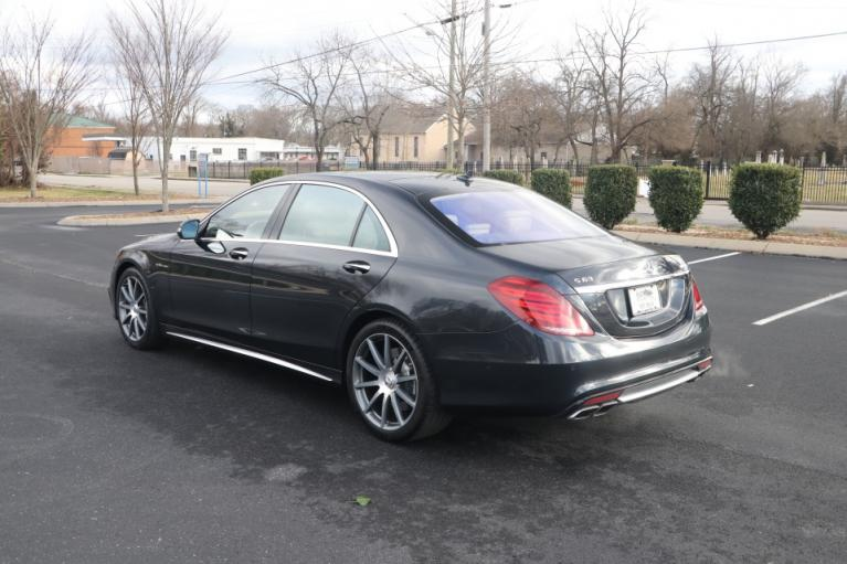 Used 2015 Mercedes-Benz S63 AMG 4MATIC AWD W/NAV for sale $69,950 at Auto Collection in Murfreesboro TN 37130 4
