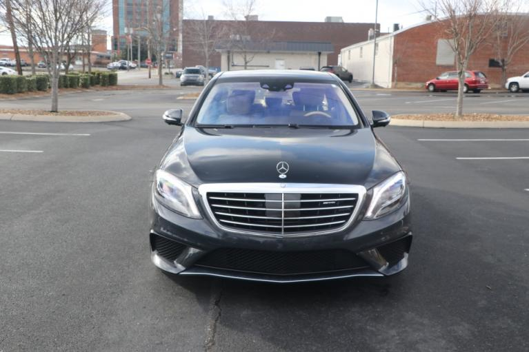 Used 2015 Mercedes-Benz S63 AMG 4MATIC AWD W/NAV for sale $69,950 at Auto Collection in Murfreesboro TN 37130 5