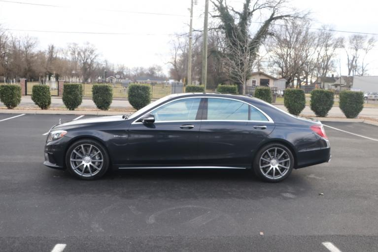 Used 2015 Mercedes-Benz S63 AMG 4MATIC AWD W/NAV for sale $69,950 at Auto Collection in Murfreesboro TN 37130 7