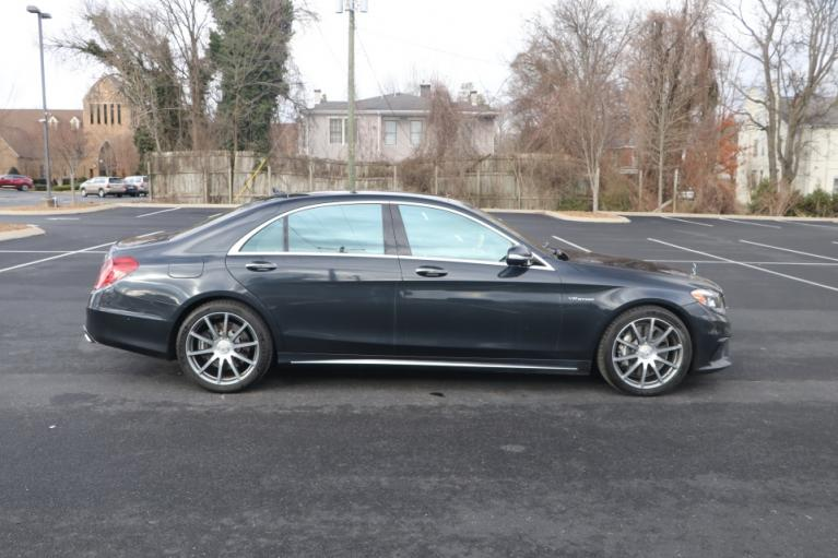 Used 2015 Mercedes-Benz S63 AMG 4MATIC AWD W/NAV for sale $69,950 at Auto Collection in Murfreesboro TN 37130 8