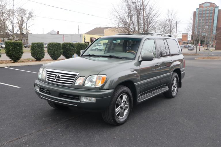 Used 2006 Lexus LX 470 AWD W/NAV SPORT UTILITY for sale Sold at Auto Collection in Murfreesboro TN 37130 2