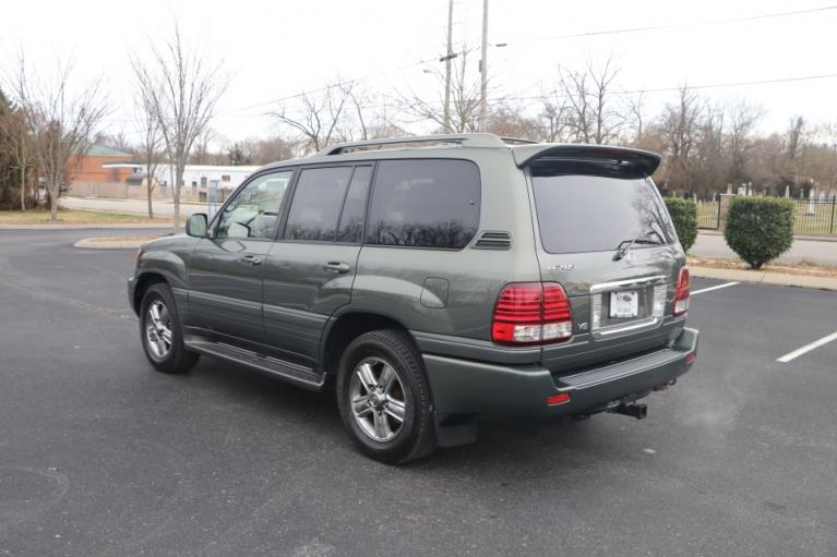 Used 2006 Lexus LX 470 AWD W/NAV SPORT UTILITY for sale Sold at Auto Collection in Murfreesboro TN 37130 4