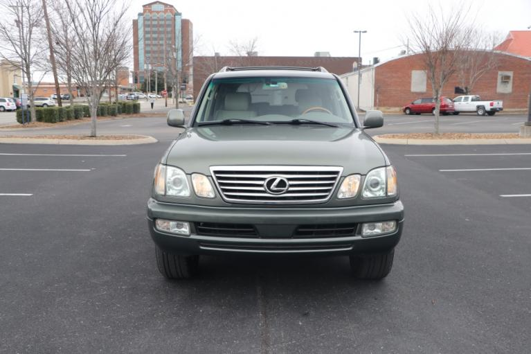 Used 2006 Lexus LX 470 AWD W/NAV SPORT UTILITY for sale Sold at Auto Collection in Murfreesboro TN 37130 5
