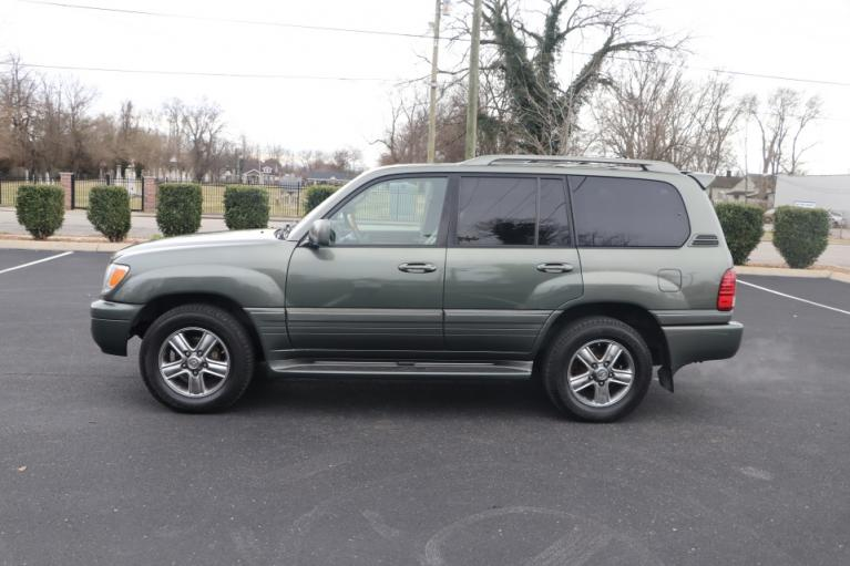 Used 2006 Lexus LX 470 AWD W/NAV SPORT UTILITY for sale Sold at Auto Collection in Murfreesboro TN 37130 7