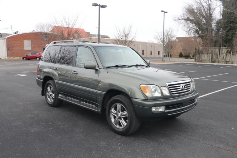 Used 2006 Lexus LX 470 AWD W/NAV SPORT UTILITY for sale Sold at Auto Collection in Murfreesboro TN 37130 1