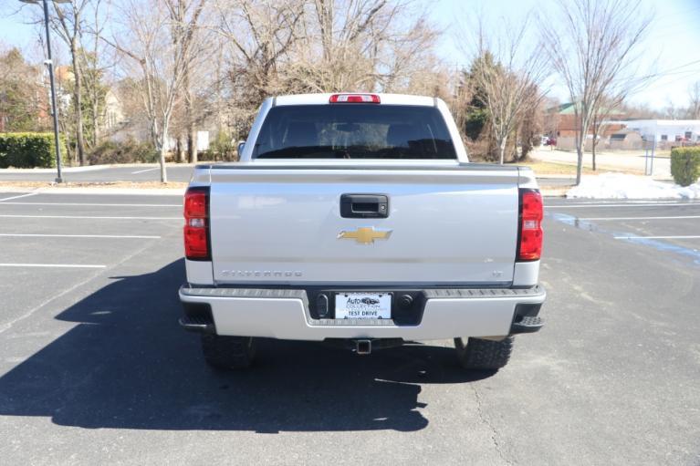 Used 2018 Chevrolet SILVERADO 1500 2LT Crew cab 4x4 2LT CREW CAB 4WD for sale $39,950 at Auto Collection in Murfreesboro TN 37130 6