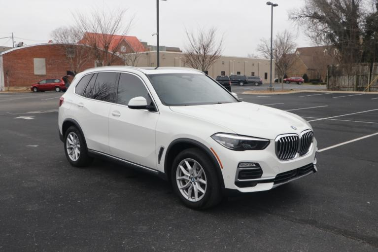 Used 2019 BMW X5 XDRIVE40I PREMIUM SPORTS ACTIVITY AWD W/NAV XDRIVE40I for sale $52,950 at Auto Collection in Murfreesboro TN 37130 1