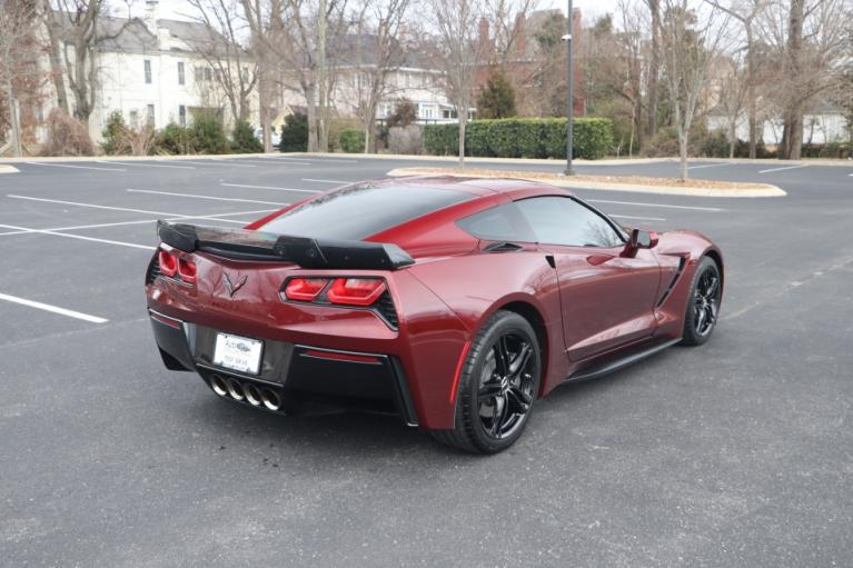 Used 2016 Chevrolet CORVETTE STINGRAY 2LT COUPE W/PERFORMANCE EXHAUST 2LT COUPE AUTOMATIC for sale Sold at Auto Collection in Murfreesboro TN 37130 3
