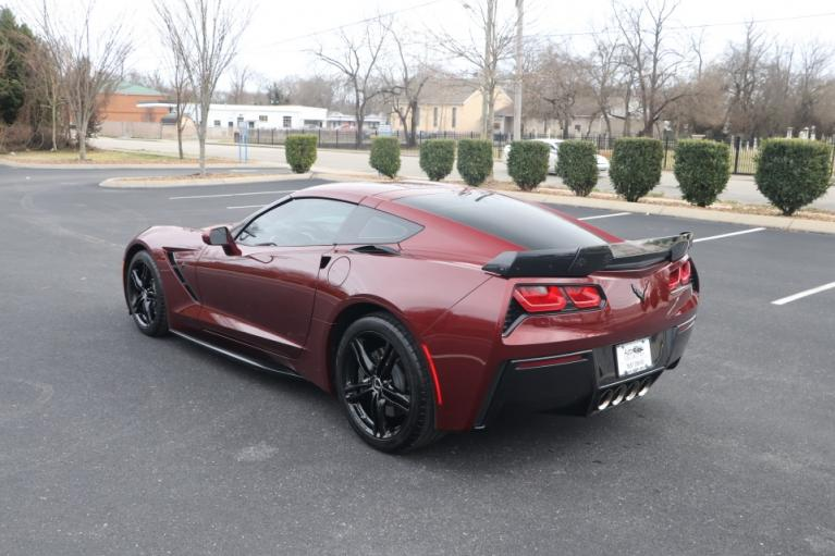 Used 2016 Chevrolet CORVETTE STINGRAY 2LT COUPE W/PERFORMANCE EXHAUST 2LT COUPE AUTOMATIC for sale Sold at Auto Collection in Murfreesboro TN 37130 4
