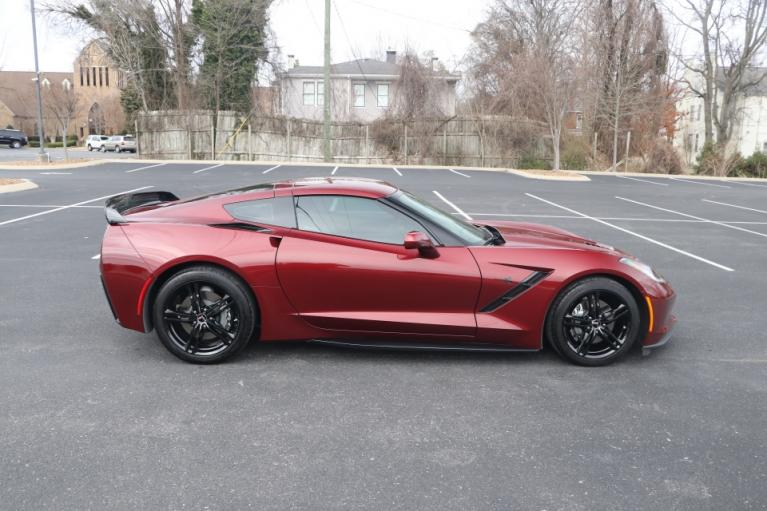 Used 2016 Chevrolet CORVETTE STINGRAY 2LT COUPE W/PERFORMANCE EXHAUST 2LT COUPE AUTOMATIC for sale Sold at Auto Collection in Murfreesboro TN 37130 8