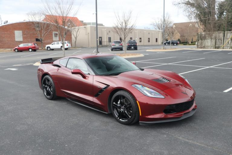 Used 2016 Chevrolet CORVETTE STINGRAY 2LT COUPE W/PERFORMANCE EXHAUST 2LT COUPE AUTOMATIC for sale Sold at Auto Collection in Murfreesboro TN 37130 1