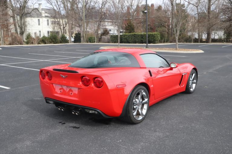 Used 2013 Chevrolet CORVETTE GRAND SPORT COUPE 3LT W/NAV GS COUPE 3LT for sale Sold at Auto Collection in Murfreesboro TN 37130 3