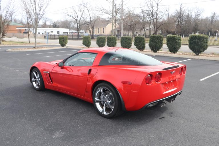 Used 2013 Chevrolet CORVETTE GRAND SPORT COUPE 3LT W/NAV GS COUPE 3LT for sale Sold at Auto Collection in Murfreesboro TN 37130 4