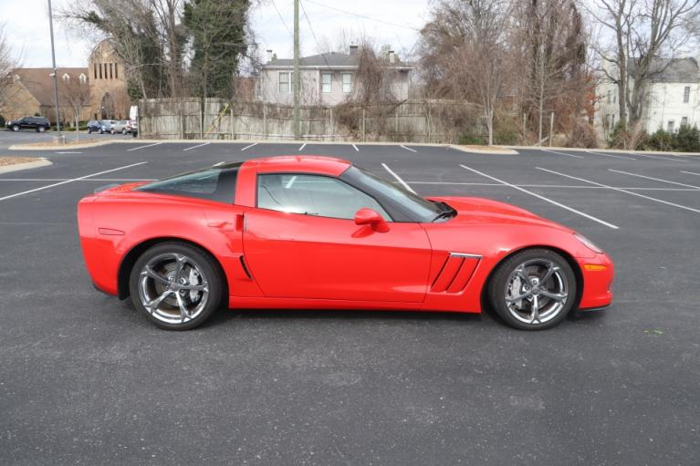 Used 2013 Chevrolet CORVETTE GRAND SPORT COUPE 3LT W/NAV GS COUPE 3LT for sale Sold at Auto Collection in Murfreesboro TN 37130 8