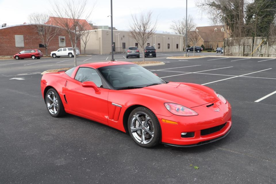 Used 2013 Chevrolet CORVETTE GRAND SPORT COUPE 3LT W/NAV GS COUPE 3LT for sale Sold at Auto Collection in Murfreesboro TN 37130 1