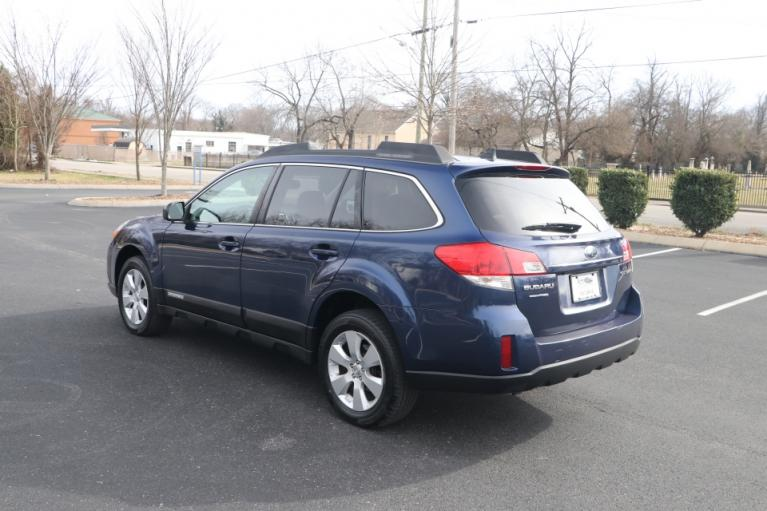 Used 2011 Subaru OUTBACK 2.5I LIMITED H4 AWD W/NAV 2.5I LIMITED for sale Sold at Auto Collection in Murfreesboro TN 37130 4
