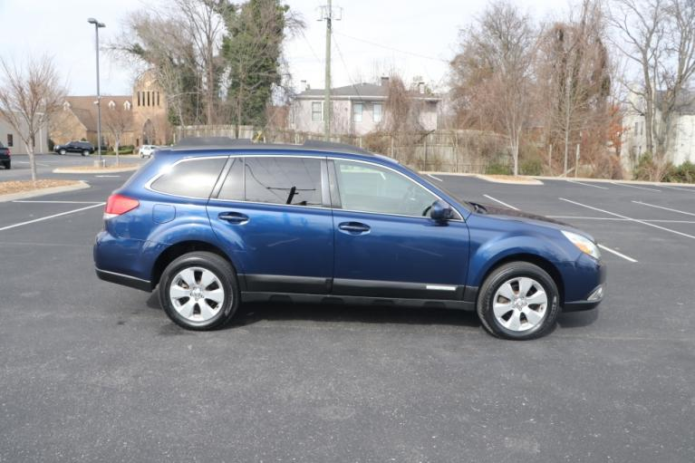 Used 2011 Subaru OUTBACK 2.5I LIMITED H4 AWD W/NAV 2.5I LIMITED for sale Sold at Auto Collection in Murfreesboro TN 37130 8