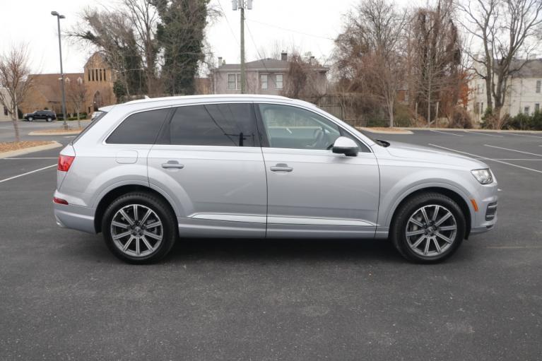 Used 2018 Audi Q7 PREMIUM PLUS AWD W/NAV 2.0 PREMIUM PLUS QUATTRO for sale Sold at Auto Collection in Murfreesboro TN 37130 8
