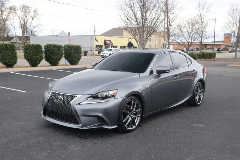 Used 2014 LEXUS IS 250 F SPORT RWD W/NAV F Sport for sale Sold at Auto Collection in Murfreesboro TN 37130 2