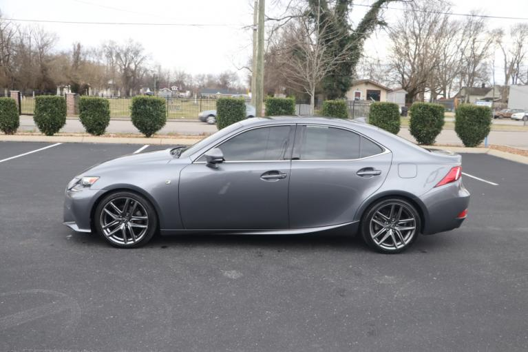 Used 2014 LEXUS IS 250 F SPORT RWD W/NAV F Sport for sale Sold at Auto Collection in Murfreesboro TN 37130 7