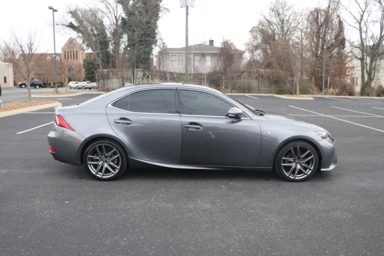Used 2014 LEXUS IS 250 F SPORT RWD W/NAV F Sport for sale Sold at Auto Collection in Murfreesboro TN 37130 8