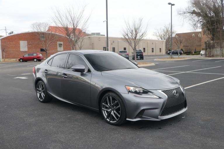 Used Used 2014 LEXUS IS 250 F SPORT RWD W/NAV F Sport for sale $18,950 at Auto Collection in Murfreesboro TN