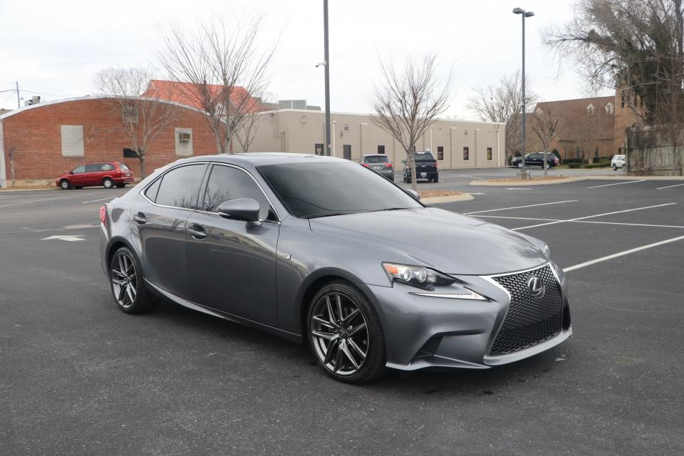 Used 2014 LEXUS IS 250 F SPORT RWD W/NAV F Sport for sale Sold at Auto Collection in Murfreesboro TN 37130 1