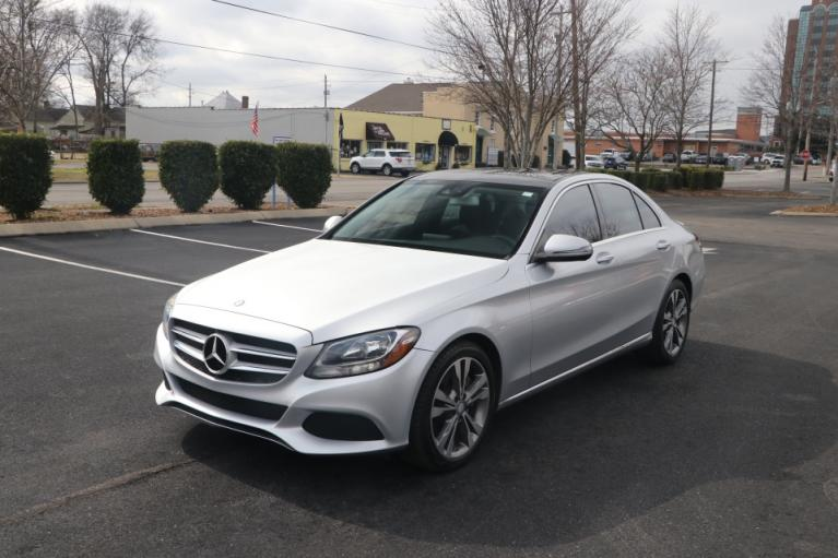 Used 2016 Mercedes-Benz C300 PREMIUM RWD W/PANORAMA for sale Sold at Auto Collection in Murfreesboro TN 37130 2