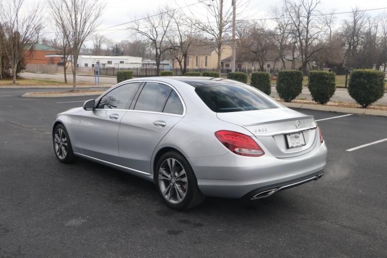 Used 2016 Mercedes-Benz C300 PREMIUM RWD W/PANORAMA PREMIUM for sale $19,950 at Auto Collection in Murfreesboro TN 37130 4