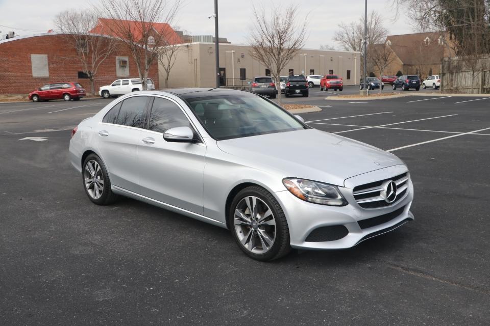 Used 2016 Mercedes-Benz C300 PREMIUM RWD W/PANORAMA PREMIUM for sale $19,950 at Auto Collection in Murfreesboro TN 37130 1