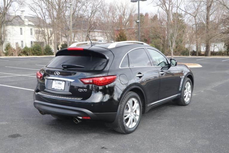 Used 2014 Infiniti QX70 PREMIUM DELUXE TOURING AWD W/NAV PREMIUM DELUXE  for sale Sold at Auto Collection in Murfreesboro TN 37130 3