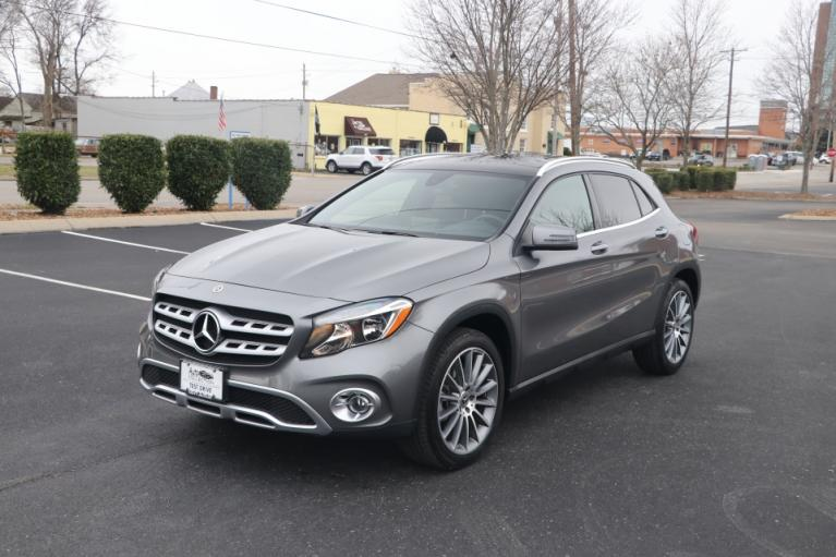 Used 2018 Mercedes-Benz GLA 250 PREMIUM FWD W/NAV GLA250 for sale Sold at Auto Collection in Murfreesboro TN 37130 2
