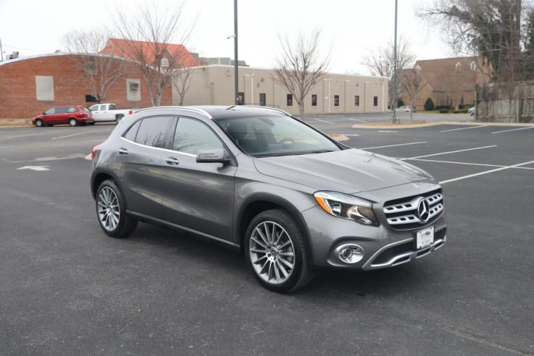 Used 2018 Mercedes-Benz GLA 250 PREMIUM FWD W/NAV GLA250 for sale Sold at Auto Collection in Murfreesboro TN 37130 1