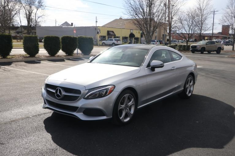 Used 2017 Mercedes-Benz C300 COUPE W/PREMIUM 1 PKG W/NAV C300 COUPE for sale $29,950 at Auto Collection in Murfreesboro TN 37130 2