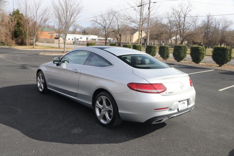Used 2017 Mercedes-Benz C300 COUPE W/PREMIUM 1 PKG W/NAV C300 COUPE for sale $29,950 at Auto Collection in Murfreesboro TN 37130 4