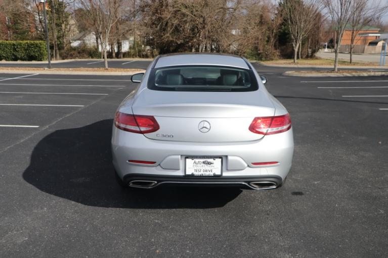 Used 2017 Mercedes-Benz C300 COUPE W/PREMIUM 1 PKG W/NAV C300 COUPE for sale $29,950 at Auto Collection in Murfreesboro TN 37130 6