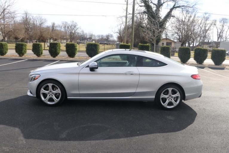 Used 2017 Mercedes-Benz C300 COUPE W/PREMIUM 1 PKG W/NAV C300 COUPE for sale $29,950 at Auto Collection in Murfreesboro TN 37130 7