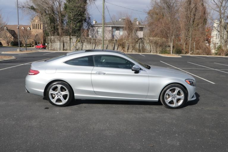 Used 2017 Mercedes-Benz C300 COUPE W/PREMIUM 1 PKG W/NAV C300 COUPE for sale $29,950 at Auto Collection in Murfreesboro TN 37130 8