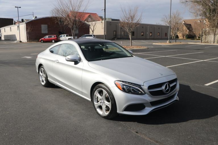 Used 2017 Mercedes-Benz C300 COUPE W/PREMIUM 1 PKG W/NAV C300 COUPE for sale $29,950 at Auto Collection in Murfreesboro TN 37130 1